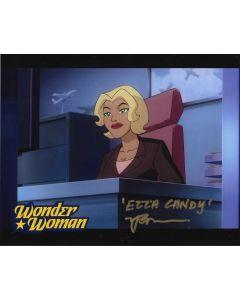 Julianne Grossman Wonder Woman 8X10 #3