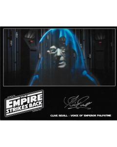 Clive Revill Empire Strikes Back 8X10 #2 **LAST ONE**