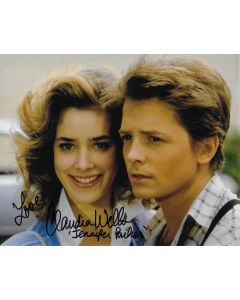 Claudia Wells Back to the Future 8X10 #6