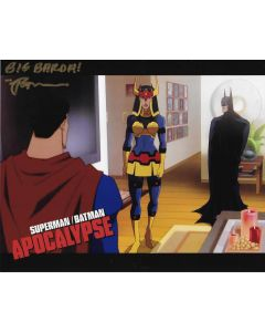 Julianne Grossman Superman/Batman Apocalypse 8X10 #2