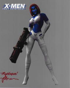 Julianne Grossman X-Men 8X10