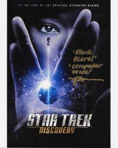 Julianne Grossman Star Trek 8X10 #2