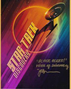 Julianne Grossman Star Trek 8X10 #3