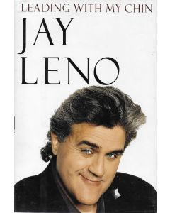 Leading With My Chin BOOK signed by author Jay Leno (personalized to Bill)