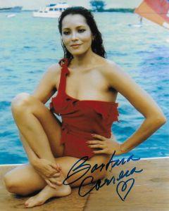 Barbara Carrera Never Say Never Again Bond 007 14