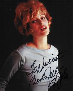 Jill St. John 8X10 (personalized to Vincent)