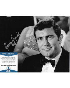 George Lazenby James Bond 007 BECKETT/COA #4