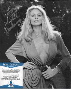 Sybil Danning 8X10 w/Beckett COA