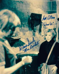 Diana Sowle (1930-2018) & Peter Ostrum Willy Wonka 8X10