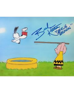 Brad Kesten Charlie Brown Peanuts 8X10 #12