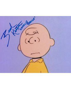Brad Kesten Charlie Brown Peanuts 8X10 #13