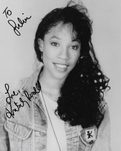 Kimberly Russell Head of the Class 8X10 (signature personalized to Julian)