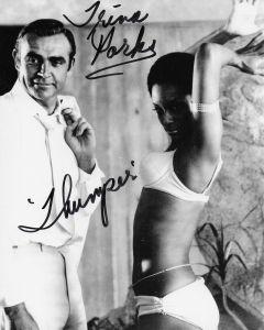 Trina Parks Bond 007 Diamonds Are Forever 12