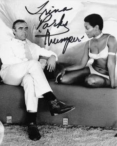 Trina Parks Bond 007 Diamonds Are Forever 13