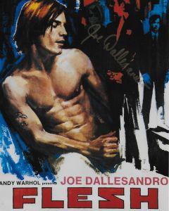 Joe Dallesandro 8X10 #5 **LAST ONE**