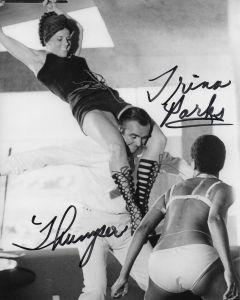 Trina Parks Bond 007 Diamonds Are Forever 14