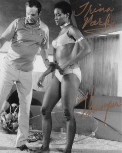 Trina Parks Bond 007 Diamonds Are Forever 15