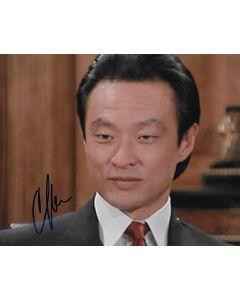 Cary-Hiroyuki Tagawa Bond 007 8X10