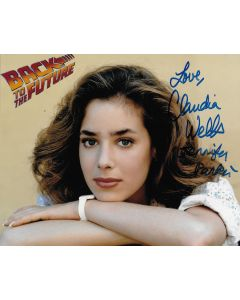 Claudia Wells Back to the Future 8X10 #8