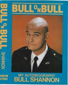 Night Court Bull Shannon Prop Book Dust Jacket B28