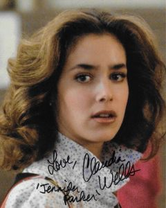 Claudia Wells Back to the Future 8X10 #9