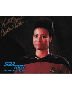 Ursaline Bryant Star Trek 8X10