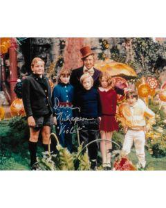 Denise Nickerson Willy Wonka 8X10 #3