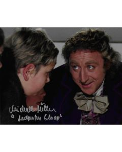 Michael Bollner Willy Wonka 8X10 #2