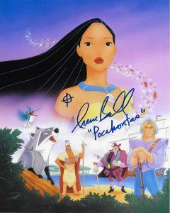 Irene Bedard Disney's Pocahontas 8X10 #21