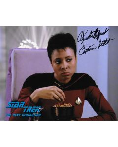 Ursaline Bryant Star Trek 8X10 #2