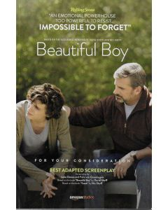 Beautiful Boy (for your consideration) BOOK