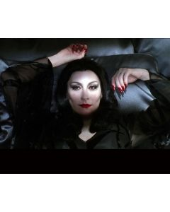 """Private Signing """"Anjelica Huston Addams Family 1"""""""