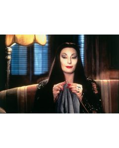 """Private Signing """"Anjelica Huston Addams Family 3"""""""