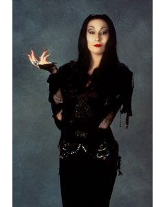 """Private Signing """"Anjelica Huston Addams Family 4"""""""