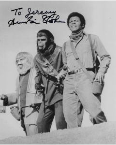 Austin Stoker Planet of the Apes 8X10 (Personalized to Jeremy)