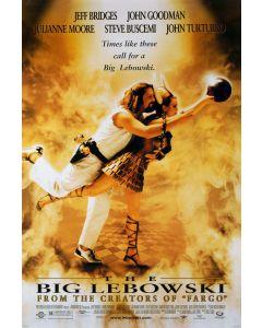 The Big Lebowski 27x40 Reprint Movie Poster 1 Sheet