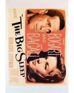 The Big Sleep Humphry Bogart 26x38 Reprint Movie Poster