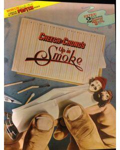 Up In Smoke (1978) original movie program