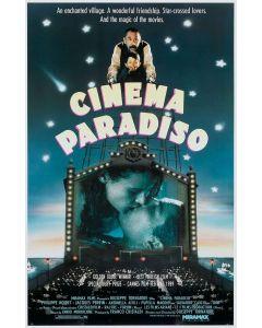 Cinema Paradiso Reprint Movie Poster 27x40
