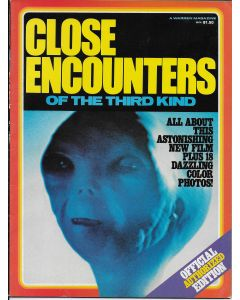 Close Encounters of the Third Kind official authorized edition magazine