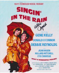 Debbie Reynolds (1932-2016) Singin in the Rain 8X10 #4