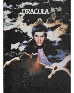 Dracula (1979) original movie program