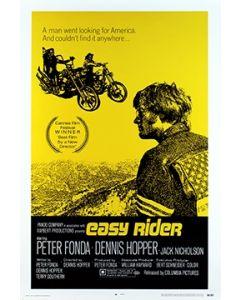 Peter Fonda Easy Rider Reprint Movie Poster 27x40
