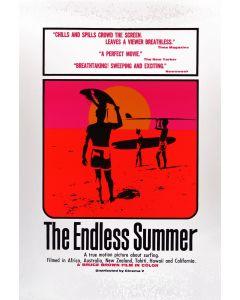 Endless Summer Reprint Movie Poster 27x40