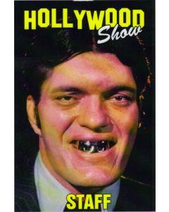 Limited Edition Hollywood Show Staff Pass Richard Kiel Jaws (1939-2014)