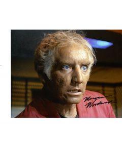 Morgan Woodward (1925-2019) Star Trek 8X10