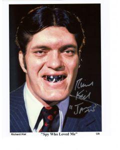 Richard Kiel Jaws  4 (1939-2014)