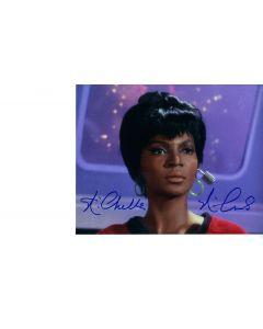 Nichelle  Nichols Star Trek