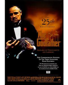 Marlon Brando The Godfather Reprint Movie Poster 27x40