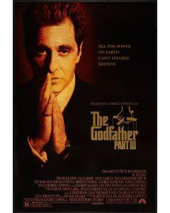 Al Pacino  The Godfather III Reprint Movie Poster 27x40